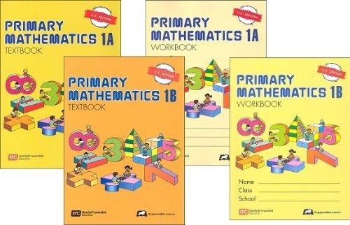 Primary Mathematics 1A 1B