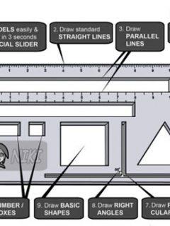 Bar Model Ruler