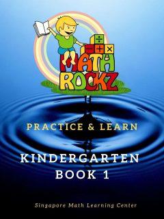Singapore Math Kindergarten Worksheets